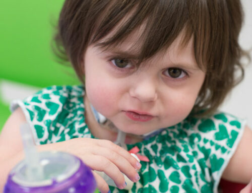 Could Your Child Benefit From a Daycare Offering Speech and Feeding Therapy?